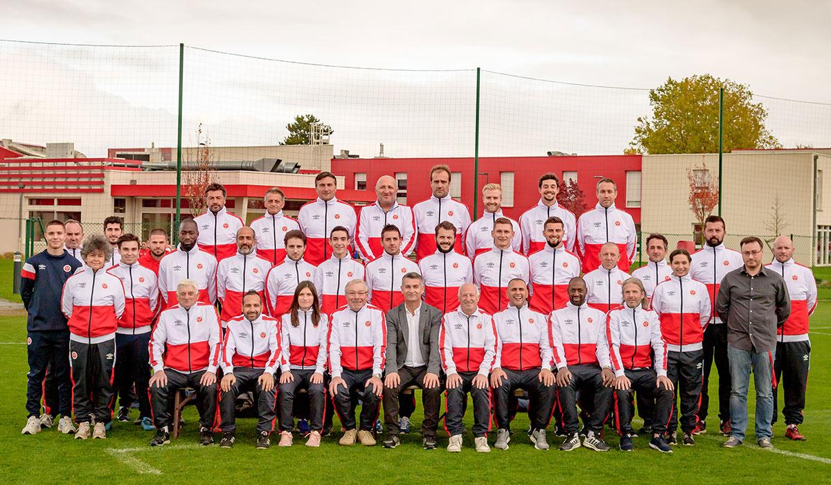 Staff Stade De Reims